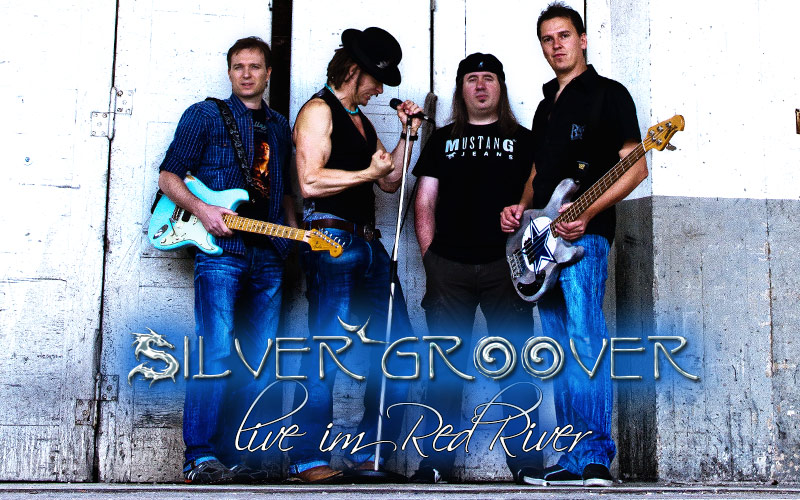 Silvergroover live am Freitag den 05.12.2014 in der Musikkneipe Red River Heilbronn