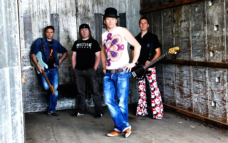 Silvergroover Band