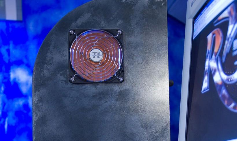PC-Casemod: Detail » Ventilator