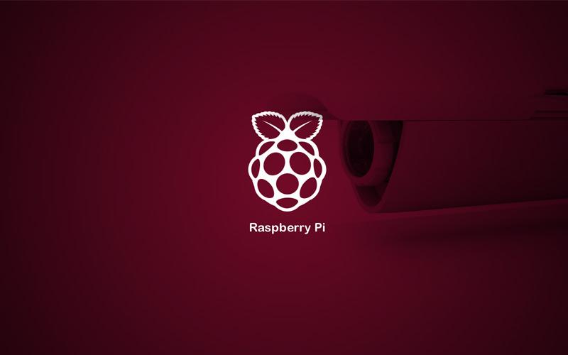 Raspberry Pi als HD Überwachungskamera