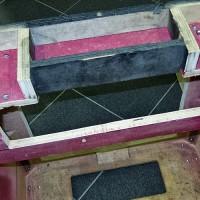 DMD-Monitor-Ausschnitt/Cutting