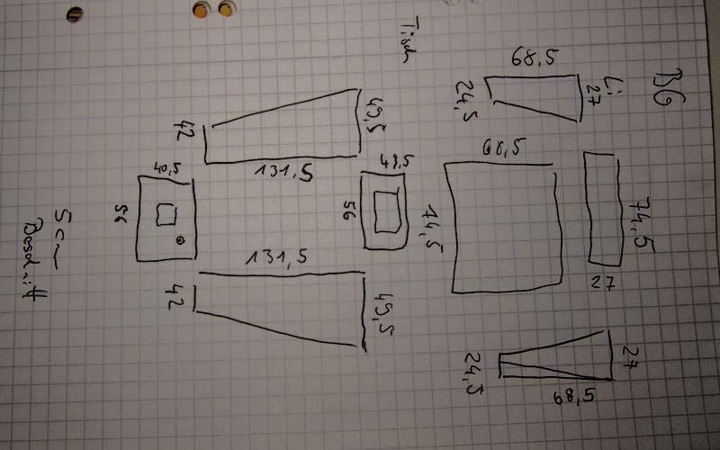 VPIN Design-Skizze/Draft
