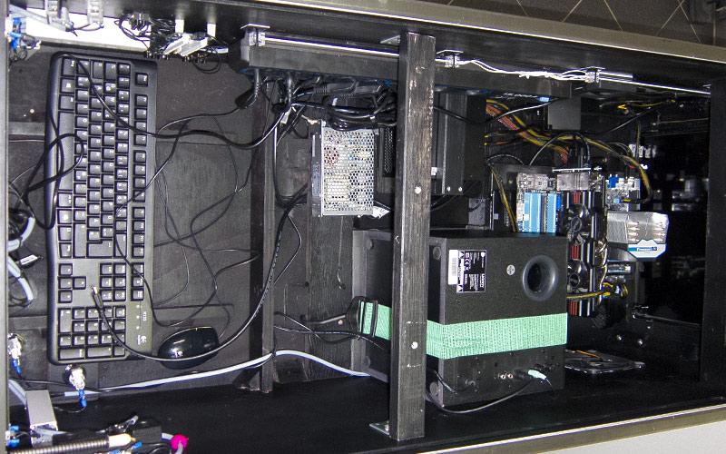 Flipper Elektronik / Pinball electronics