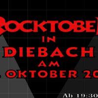 RIVEN am 15.10.2016 Live auf dem Rocktober in Diebach