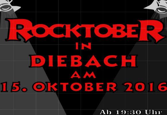 Rocktober 2016 Diebach