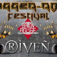 RIVEN Live auf dem Bagger-Rock Festival 2017