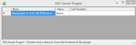 VPIN: DOF Plugin
