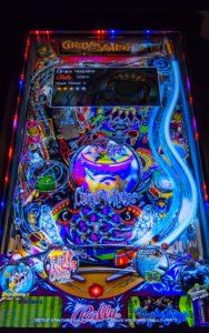 VPIN: LEDs Playfield