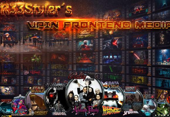 fR33Styler´s VPIN Frontend Media