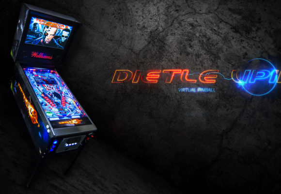 Dietle VPIN (Virtual Pinball Machine)